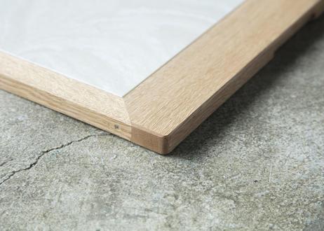 NORDIC / cool tile mat [オーク]