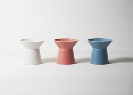 CHALICE / food bowl [ミルキーブルー]