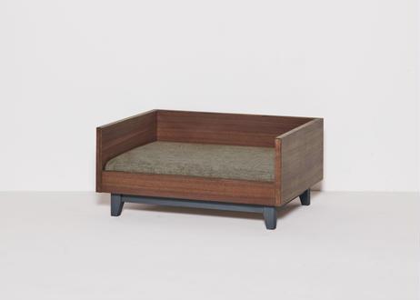 MALTA / pet bed [ウォールナット×ブラウン]