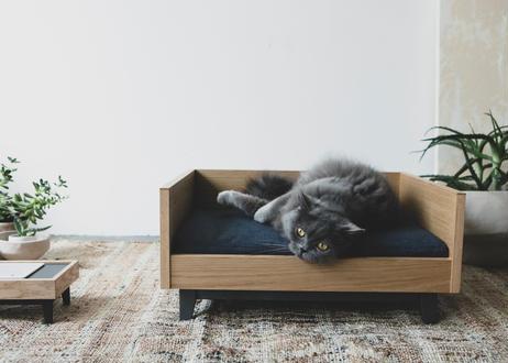 MALTA / pet bed [ウォールナット×ダークグレー]