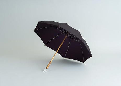 晴雨兼用 無地(傘袋付き)/スティック