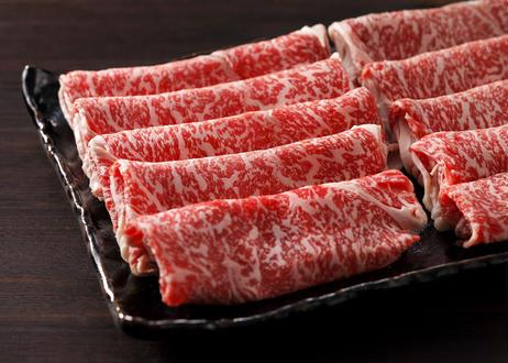 黒毛和牛ロース すき焼き用 1kg