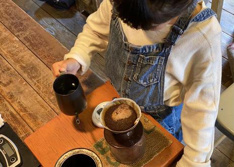 吉田式ハンドドリップトレーニング-brew time-