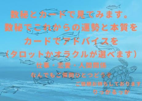 【オンユア夏の占まつり】りっかるっか