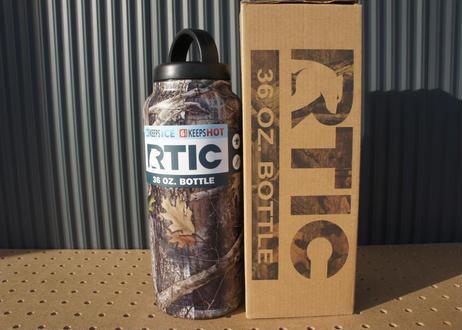 RTIC Double Wall Bottle 36oz