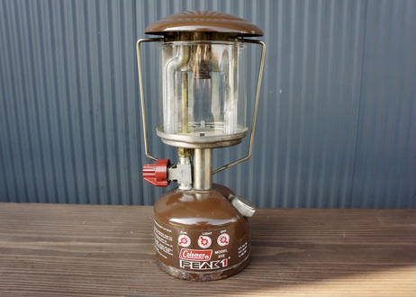 Vintage Coleman PEAK1 Model222