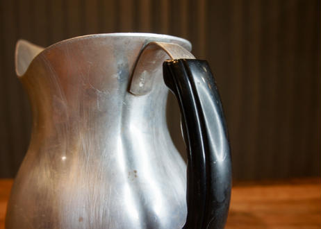 Vintage wear ever aluminum pitcher