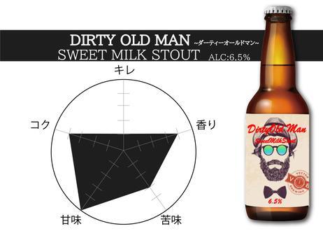 単品【6本セット】Dirty old man~ダーティ・オールド・マン~