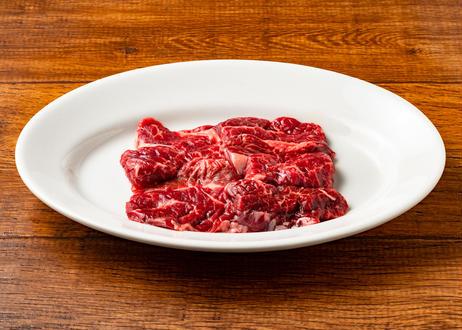 釧路生まれ、釧路育ちのオーガニックビーフ赤身 焼肉用 150g