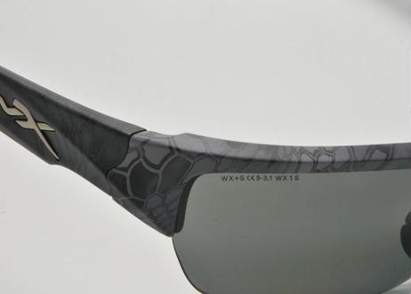 WILEY X WX VALOR FILTER8 Smoke Grey [KRYPTEK TYPHON] WXJ-CHVAL12J