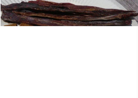 【ドッグフード】信州産鹿肉のジャーキー・ふりかけ・リブ骨(各20g入) 計10袋詰合せ【送料無料】