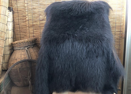 クマの毛皮【送料無料】【現品限り】