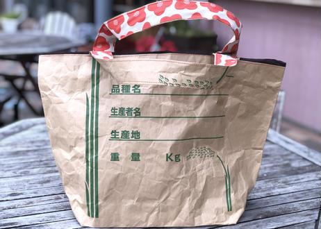 米袋トートバッグ 「産地表示」 1袋【送料無料】