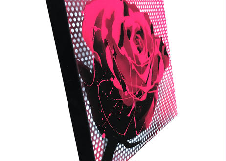 Paint Rose「上品」- Pink Dot