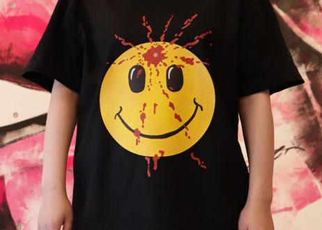 SMILEY  FxCK & PEACE-Black-