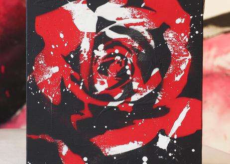Paint Rose「夢」- Light Blue