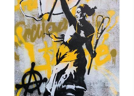 Le Peuple guidant Liberté
