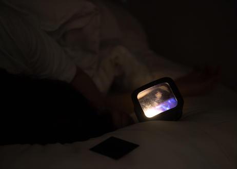 おやすみスコープ