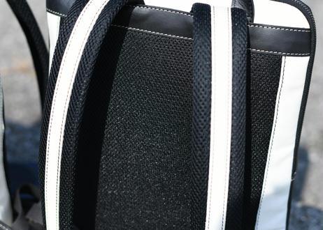 限定モデル リュックS ブラック&ホワイト