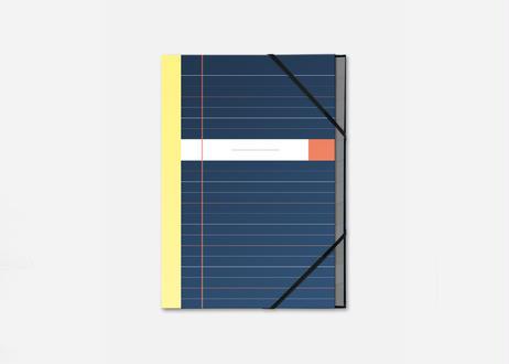 QUO VADIS × PAPIER TIGRE ファイルフォルダー / THE STRIPE