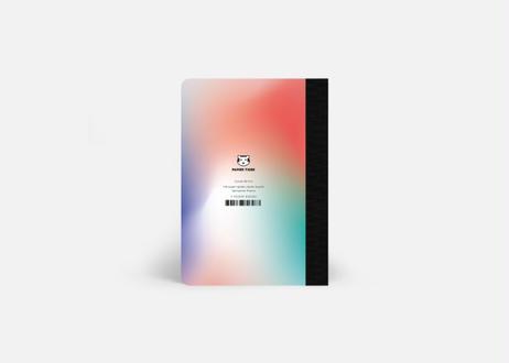A6サイズノートブック「 HOLI 」