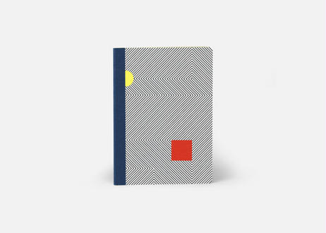A5サイズノートブック「THE CINÉTIQUE」