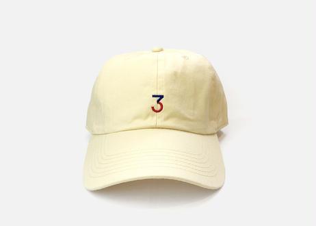 3rd ANNIVERSARY CAP LIGHT YELLOW