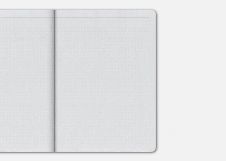 A5サイズノートブック「THE RUBANS」