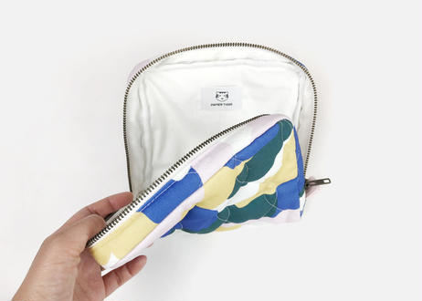 QUILTING SQUARE POUCH