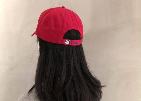 3rd ANNIVERSARY CAP  RED