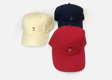 3rd ANNIVERSARY CAP LIGHT YELLOW (20AWJPAPL0550)