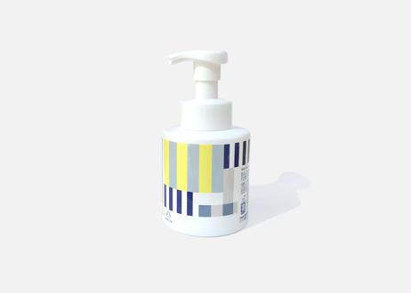 手洗い石けんバブルガード詰め替え専用ボトル RUBANS Le Soleil とバブルガードセット