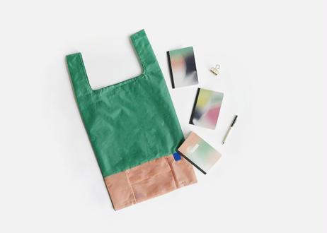 ショッピングセット_エコバック_ Beige / Green