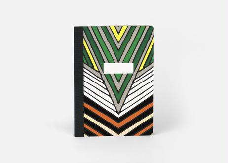 A5サイズノートブック「IZAPA」