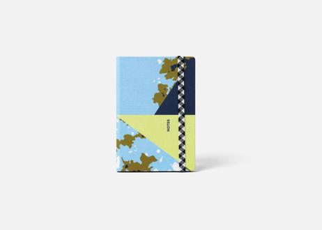 QUO VADIS×PAPIER TIGRE A6サイズノートブック / THE ATLAS