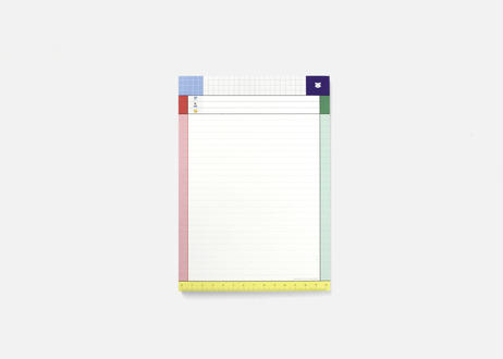 Notepad「MODULE #2」