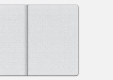 A5サイズノートブック「THE TISSÉ 」