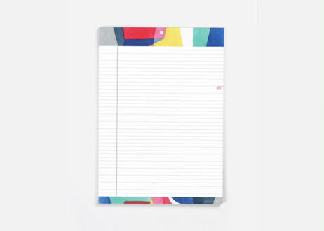 A4 Notepad「COYOACAN」