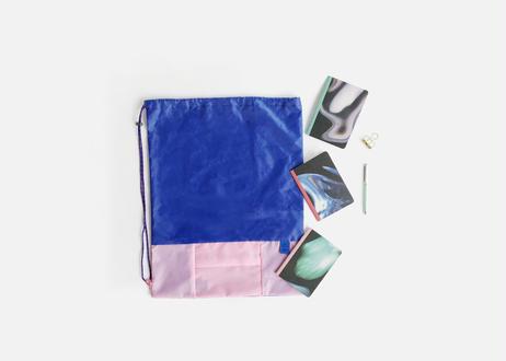 ショッピングセット_ナップサック_ Pink / Blue