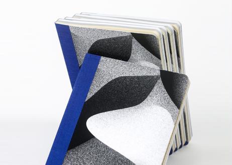 A6サイズノートブック「 WAVES 」