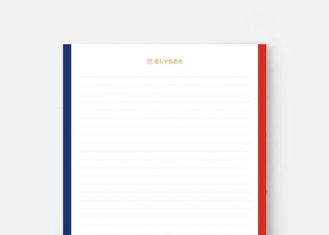 Notepad「ÉGALITÉ」