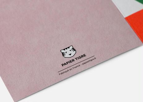 A6サイズ メッセージカード / PARIS2