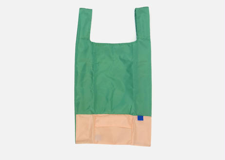 The Packables_エコバッグ_Beige/ Green