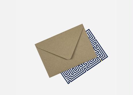 A6 POST CARDS / LABYRINTHE