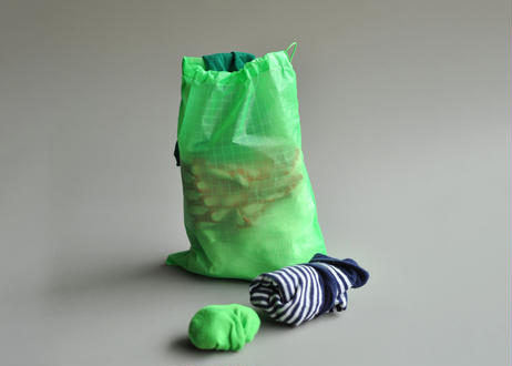 Magic ポーチ #Fluo Green