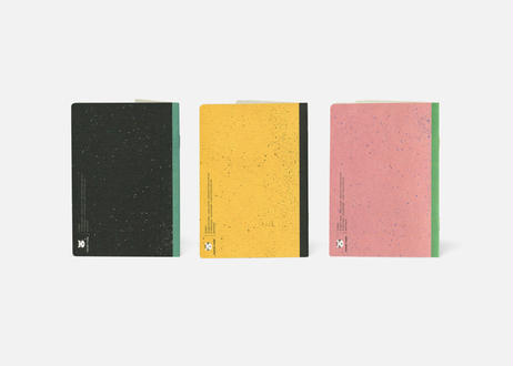 THE 3 POCKET NOTEBOOK_THE 3 HUBBLE