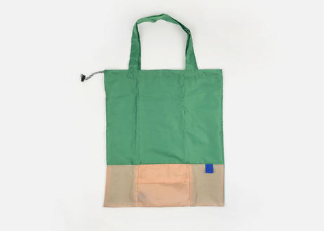 The Packables_トートバッグ_Beige / Green