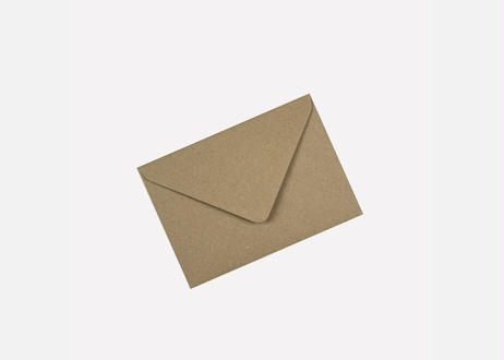 A6サイズ メッセージカード / BARBAPAPA
