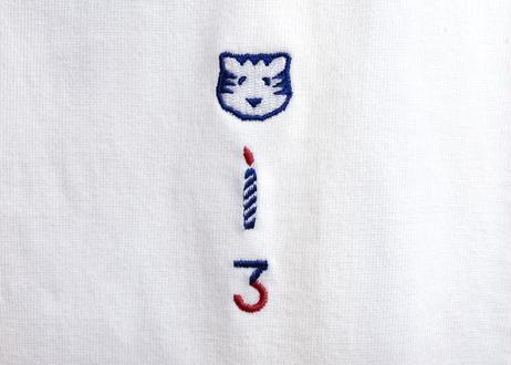 3rd ANNIVERSARY  T-shirts  WHITE