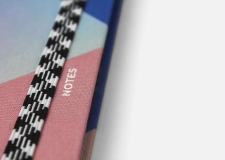QUO VADIS×PAPIER TIGRE A6サイズノートブック / DUNE